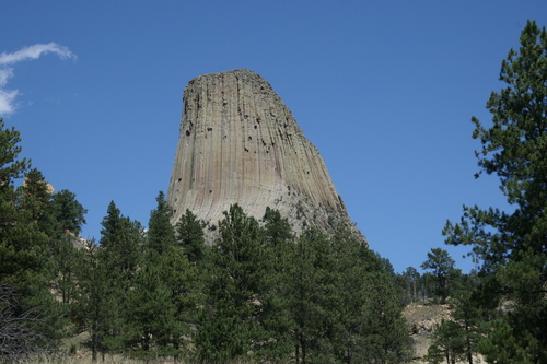 Basalt: Devils Tower Wyoming